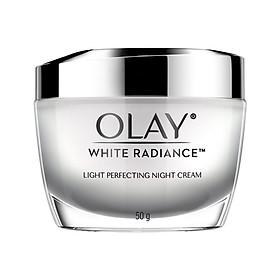 Combo Kem Dưỡng Ẩm Trắng Da Ngày Đêm Olay White Radiance 50g-2