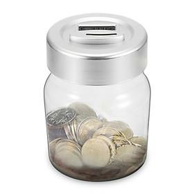 Portable Money Box Multifunctional LCD Display Intelligent Electronic Digital Counting Coin Saving Box Jar Kids