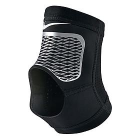 Băng Chân Thể Thao Nike Unisex Nike Pro Hyperstrong Ankle Sleeve 3.0 L Black/Dark Grey/Dark Grey Unisex (Size L)