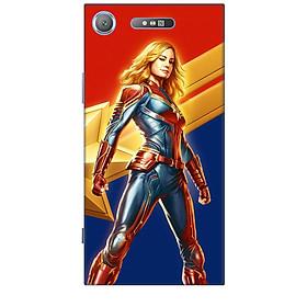 Ốp lưng dành cho điện thoại SONY XZ1 Siêu Anh Hùng Mẫu 2
