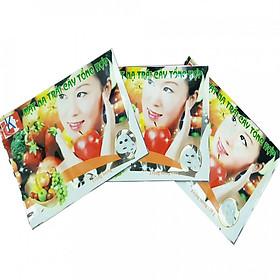 Combo 10 miếng mặt nạ dưỡng da LK chiết xuất Trái cây tổng hợp 50g (Synthetic Fruit Mask 50g)