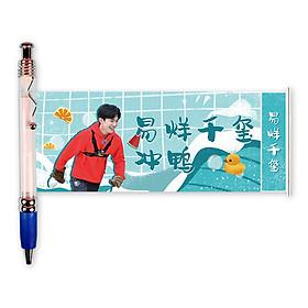 Bút Kéo Dịch Dương Thiên Tỉ TFBOYS