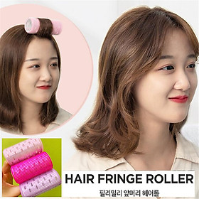 Lô uốn tóc giữ nếp, lô cuốn tóc ống tròn tạo kiểu tự nhiên không dùng nhiệt KT31