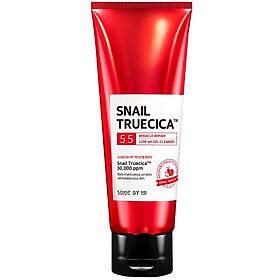 Sữa Rửa Mặt Some By Mi Snail Truecica Miracle Repair Low PH Gel Cleanser 100ml