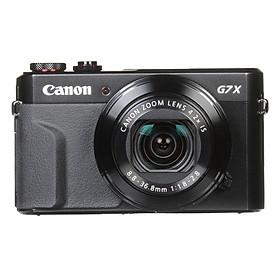 Máy Ảnh Canon G7X Mark II (Hàng Nhập Khẩu) - Tặng Thẻ 16GB + Túi Máy + Tấm Dán LCD