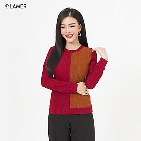 Áo len phối thân LAMER L61W20T029