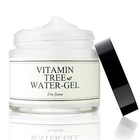 Kem dưỡng cung cấp nước - sáng da I'm from Vitamin tree water-gel 75g