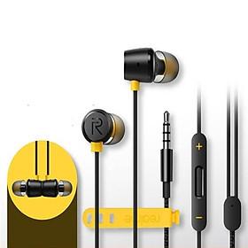 Tai Nghe Có Dây Realme jack 3.5mm/Realme Buds In - earphone RMA - 101/Hàng Chính Hãng