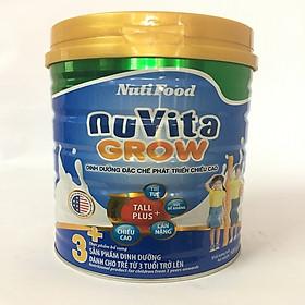 2 Hộp Nuvita GROW 3+dành cho trẻ từ 3 tuổi trở lên