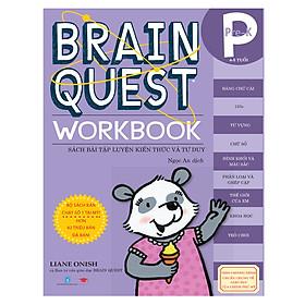 Braint Quest Workbook Pre K