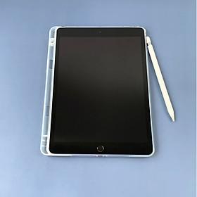 Ốp silicon dẻo cho iPad 10.2 inch (2019/ 2020) có khay để bút
