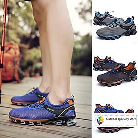 Giày thể thao chạy bộ dạng lưới thời trang cho nam
