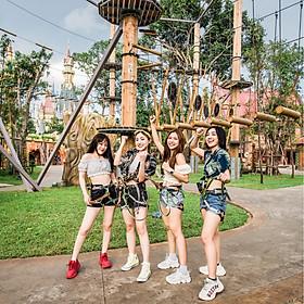 Phú Quốc [E-voucher] Vé vào cổng vui chơi không giới hạn Vinwonders Phú Quốc