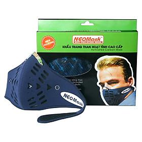 Khẩu Trang Than Hoạt Tính Cao Cấp NeoMask Anti Pollution Mask NM (Dùng được 06 tháng)
