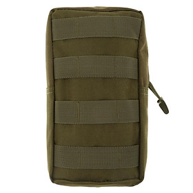Tactical MOLLE Modular Utility Pouch Outdoor Military Accessory Bag