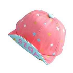 Nón mũ lưỡi chai cho bé trai và bé gái ngôi sao xinh M19