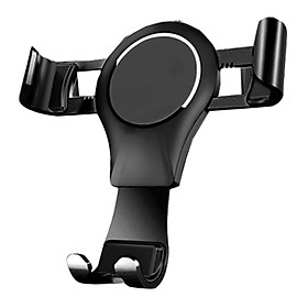 Gravity Phone Holder Reaction Car Air Vent Monut For  A3/S3 13-19 Black