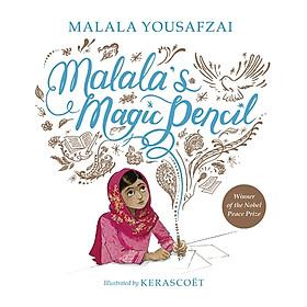 Malala's Magic Pencil Hardback