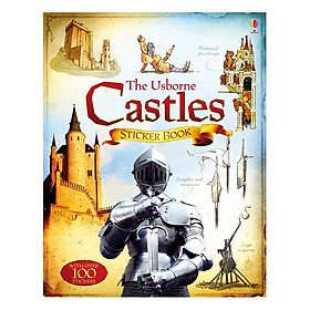 Usborne Castles Sticker Book