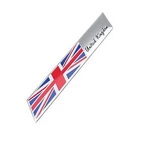 Huy hiệu cờ các nước trang trí xe ô tô - Cờ Lẻ