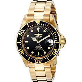 Invicta Men's 8929 Pro Diver Collection Automatic Gold-Tone Watch