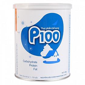 Sữa P100 400g - Dành cho trẻ biếng ăn, suy dinh dưỡng, bệnh, phục hồi bệnh