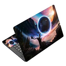 Miếng Dán Decal Dành Cho Laptop - Hoạt Hình LTHH-235