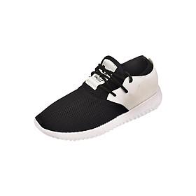 Giày Sneaker Nữ Passo GTK033 - Đen Phối Trắng