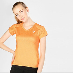Hình đại diện sản phẩm Áo Thể Thao Nữ W Basic V Neck Orange