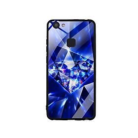 Ốp Lưng Kính Cường Lực cho điện thoại Vivo V7 Plus - Diamond 01