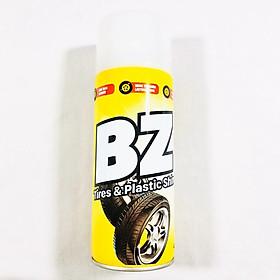 Bộ chai xịt Vệ sinh - Bão dưỡng Sên - Đánh bóng vỏ xe Bz