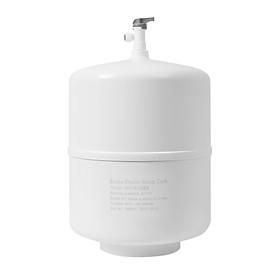 Bình áp thép bọc nhựa 4.0G dùng trong máy lọc nước R.O gia đình - kèm van (Hàng chính hãng)