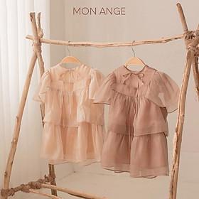 Váy - Đầm Công Chúa AMI Cho Bé Gái (9kg-22kg) thiết kế bởi MONANGE (P'ti Chou)