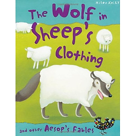 The Wolf in Sheeps Clothing (Aesop's Fables)
