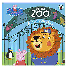 Peppa Pig: At the Zoo (lift the flap)