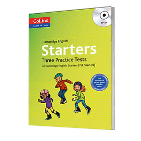 Practice Tests For Cambridge English: Starters