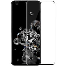 Miếng dán kính  cường lực 3D full màn hình cho Samsung Galaxy S20 Ultra hiệu Nillkin CP+ Max (Mỏng 0.3mm, Kính ACC Japan, Chống Lóa, Hạn Chế Vân Tay) - Hàng chính hãng