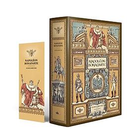 Sách Napoléon Bonaparte Tặng bookmark Vadata