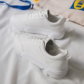 Giày thể thao nữ phong cách Hàn Quốc năng động
