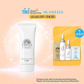 Kem chống nắng dưỡng trắng dạng gel Anessa Whitening UV Sunscreen Gel 90g