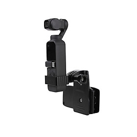 Aluminum Alloy Adapter Kit Backpack Bracket Clamp Clip Mount for DJI OSMO POCKET Gimbal GOPRO Camera