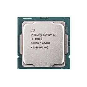 Bộ xử lý CPU Intel Core i3-10100  10TH GEN- Tray-HÀNG NHẬP KHẨU