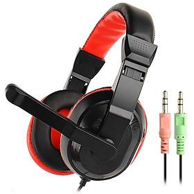 Tai nghe chụp tai có dây JM-471 có Mic -Hành nhập khẩu