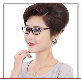 Kính viễn thị nữ giới gọng siêu dẻo cao cấp - KDN-KVM59