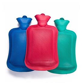 Túi chườm nóng lạnh cao su - Giao màu ngẫu nhiên