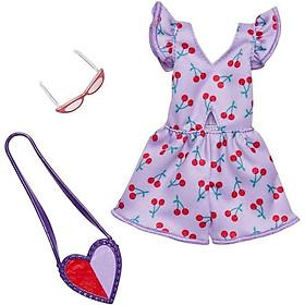Phụ kiện búp bê thời trang của Barbie :Cherry điệu đà FXJ12/FND47