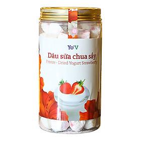 Sữa Chua Sấy Yo'V Vị Dâu (90g)