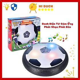 Trái Banh Thông Minh Có Đèn Hover Ball, Phát Nhạc Cho Bé Chơi Trong Nhà