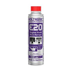 Dung dịch súc rửa động cơ Voltronic E20 Engine Flush