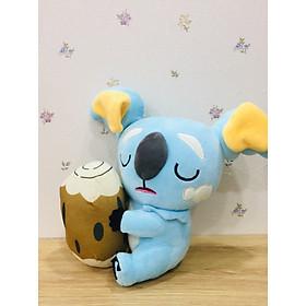 Gấu bông Pokemon Gấu Trúc Nekkoala